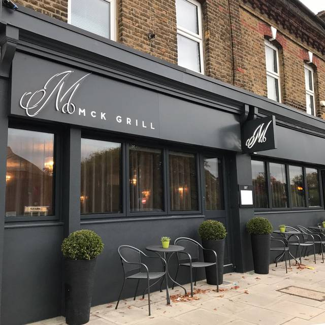 MCK Grill, London