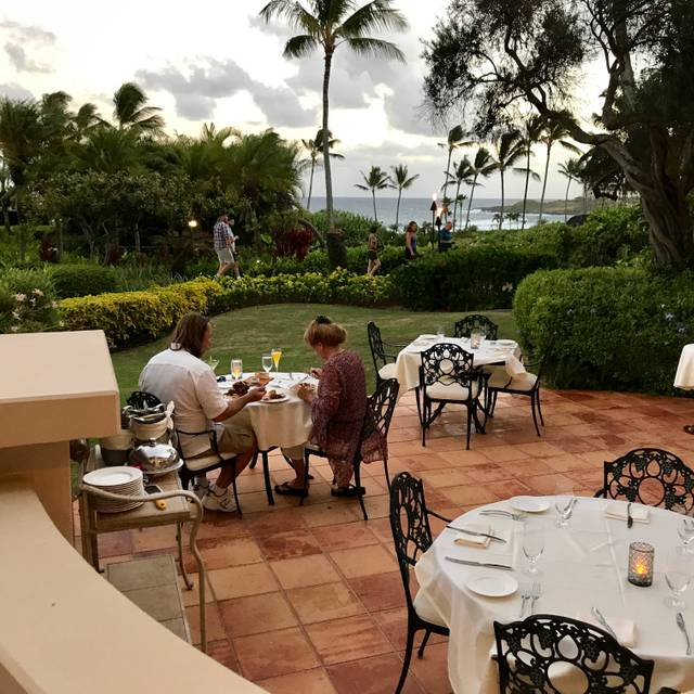Dondero's - Grand Hyatt Kauai, Poipu, HI