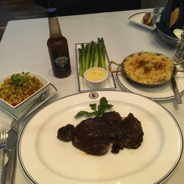 NYY Steak Midtown- New York Yankees Steakhouse, New York, NY