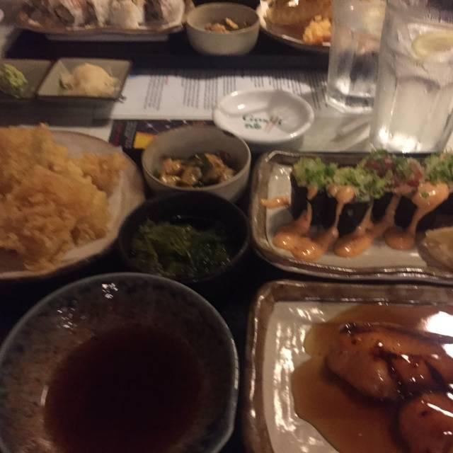 Sushi Restaurant Downtown San Luis Obispo