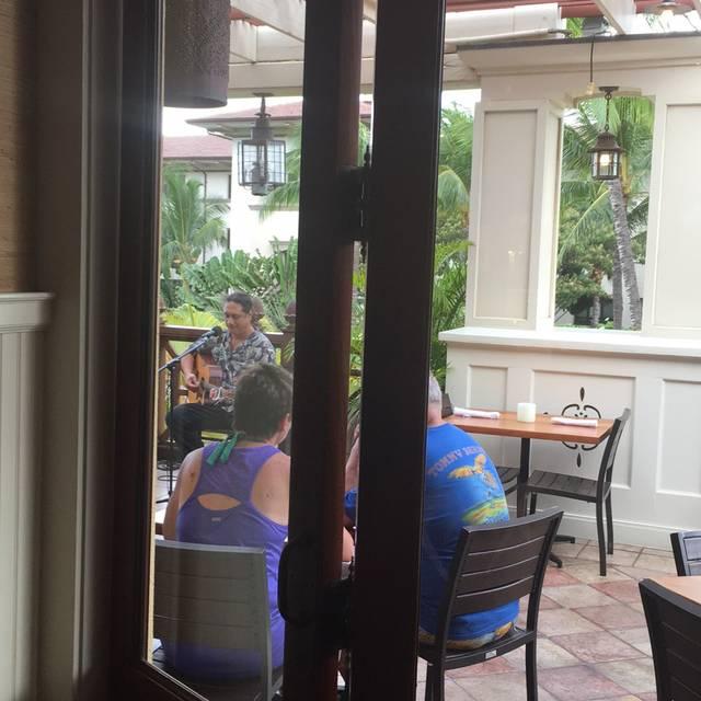Tommy Bahama Restaurant & Bar - Wailea, Maui, Kihei, HI