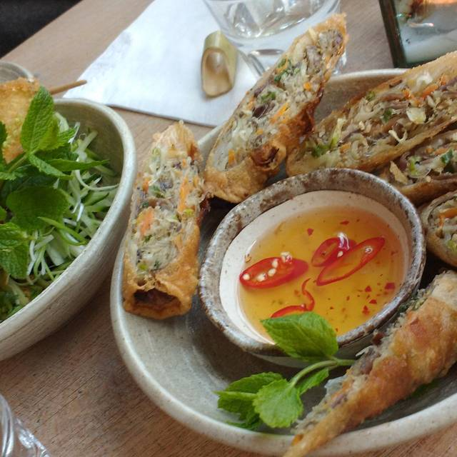 The Little Viet Kitchen, London