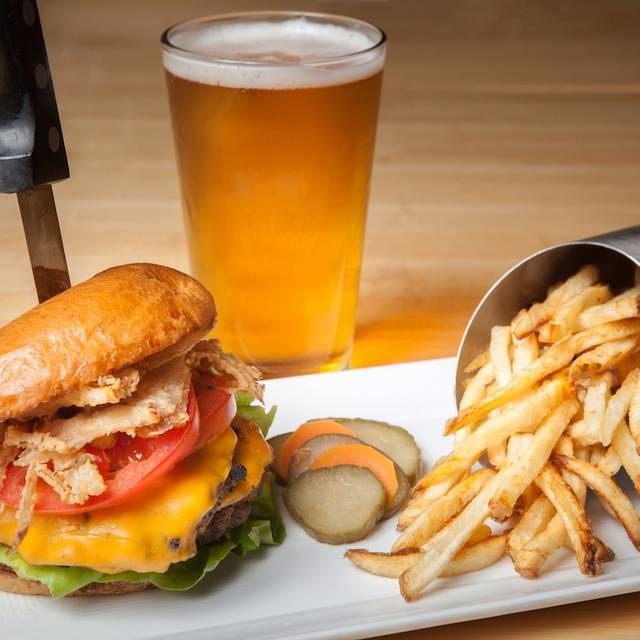 Tolay Burger - Tolay - Sheraton Petaluma, Petaluma, CA