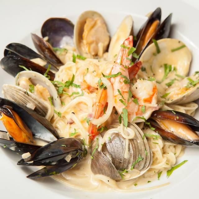 Seafood Linguini - Tolay - Sheraton Petaluma, Petaluma, CA