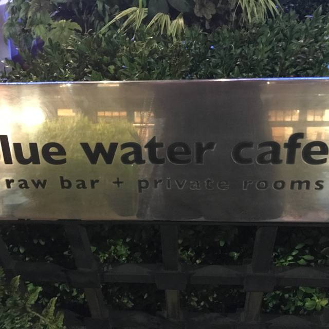 Blue Water Cafe, Vancouver, BC