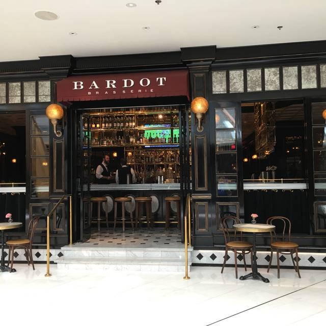 Bardot Brasserie by Michael Mina – ARIA, Las Vegas, NV