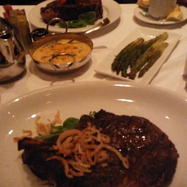 Gallagher's Steakhouse, Las Vegas, NV