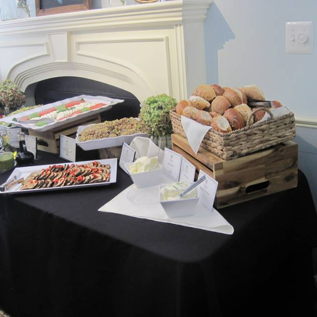 Brunch at Harmony Vineyards catered by Farm to Table Catering by Filomena, St. James, NY