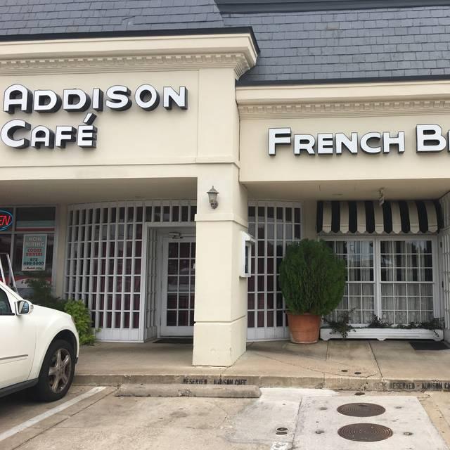 Addison Cafe, Dallas, TX