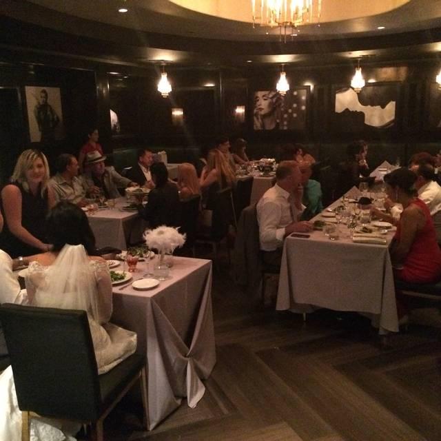 Wedding - Barcelona Tapas Restaurant @ Artisan Hotel, Las Vegas, NV