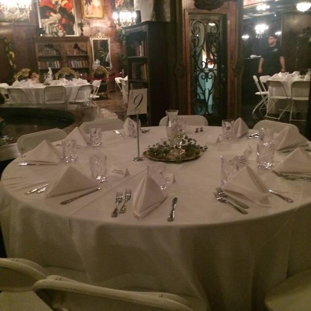 Events Barcelona Catering - Barcelona Tapas Restaurant @ Artisan Hotel, Las Vegas, NV