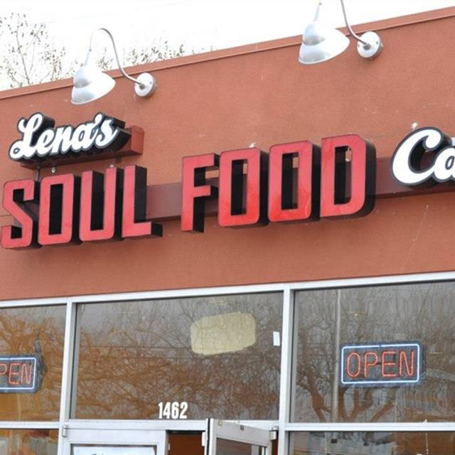 Lena S Soul Food New Location
