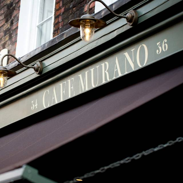 Café Murano - Covent Garden, London