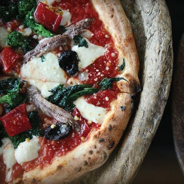 Dough Pizzeria Napoletana, Plano, TX