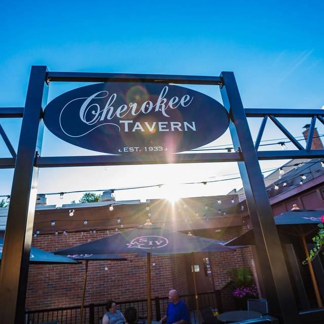 Cherokee Tavern, Saint Paul, MN