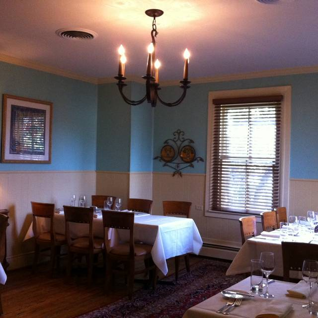 The Ivy Inn Restaurant, Charlottesville, VA