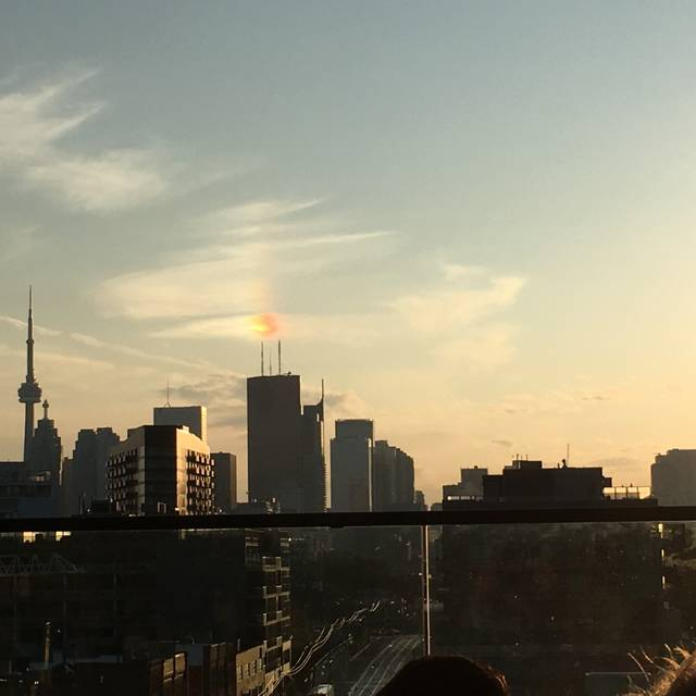 Rooftop Bar at the Broadview Hotel, Toronto, ON