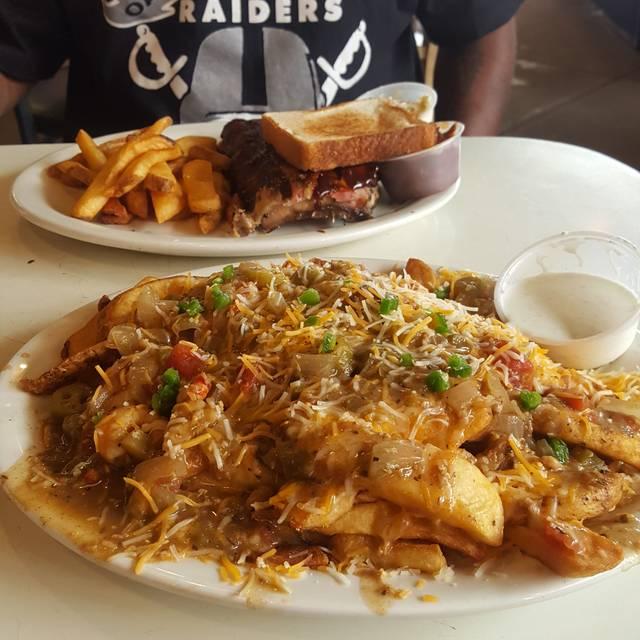 Blues City Cafe, Memphis, TN