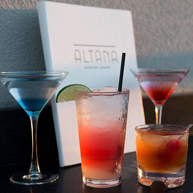 Altana Rooftop Lounge, Lancaster, PA