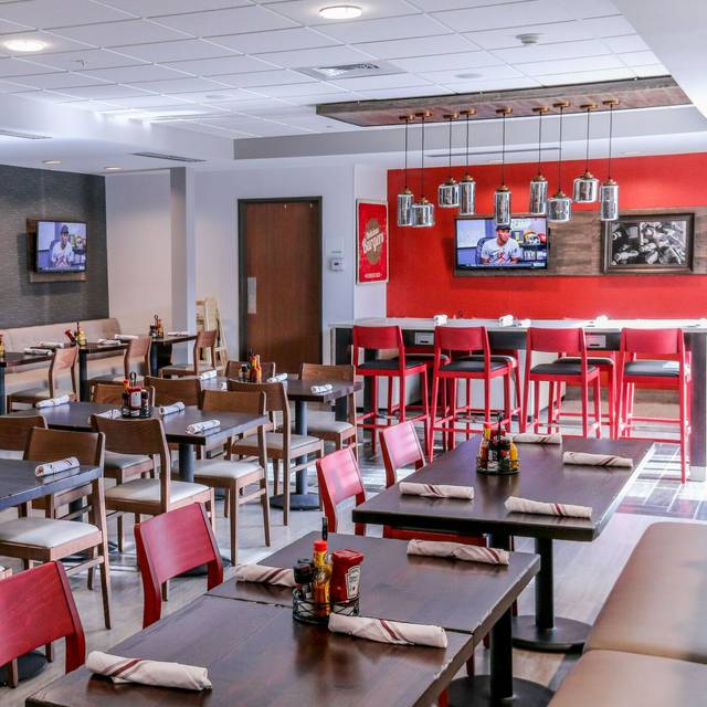 Burger Theory Holiday Inn Denver Tech Center