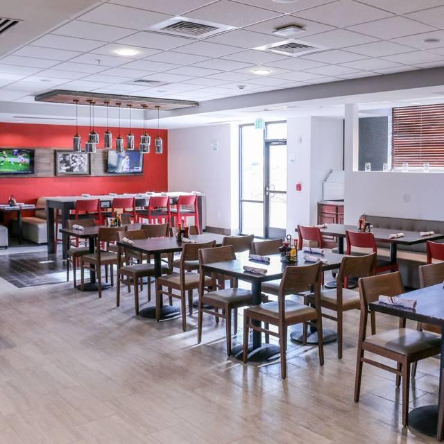 Burger Theory - Holiday Inn Denver Tech Center, Centennial, CO