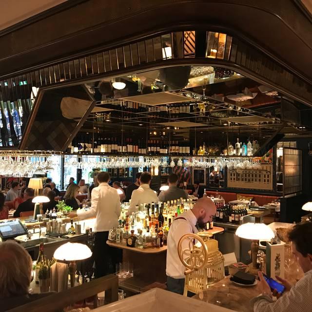 The Ivy Soho Brasserie, London
