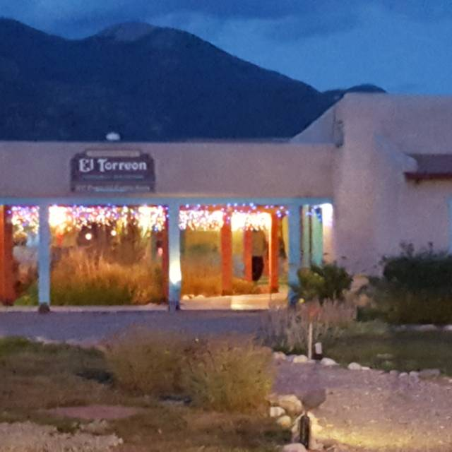 El Meze Restaurant, Taos, NM