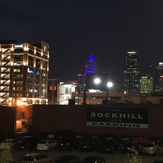 The Rockhill Grille, Kansas City, MO