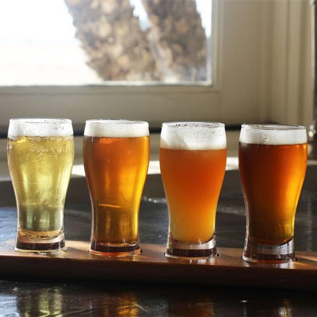 Beer Flight - Coast, Santa Monica, CA