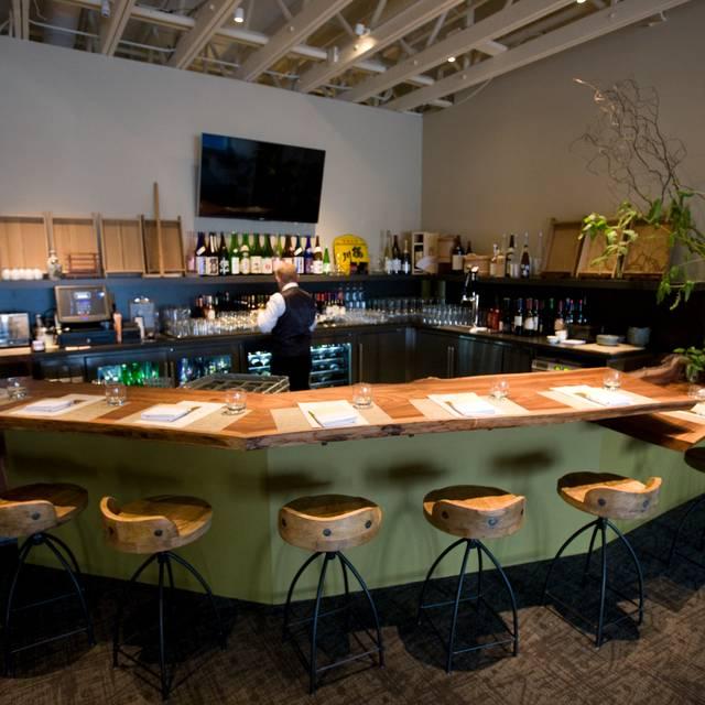 Hana Japanese Restaurant, Rohnert Park, CA
