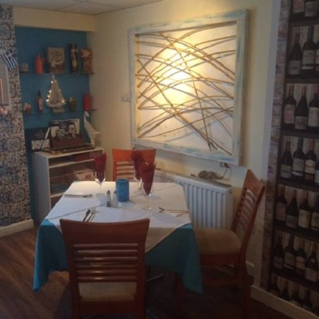 Rosie's Authentic Mediterranean, Wigan, Greater Manchester