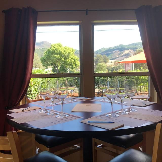 Mayo Reserve Room - Mayo Family Winery, Kenwood, CA