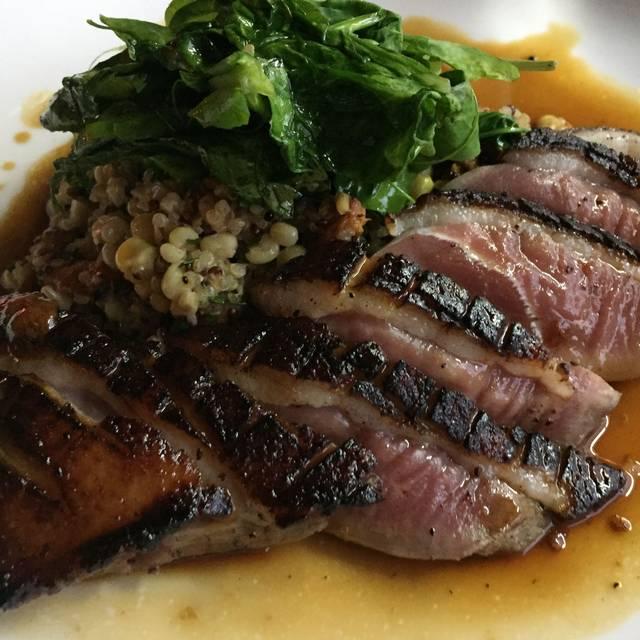 Tryst Restaurant, Arlington, MA