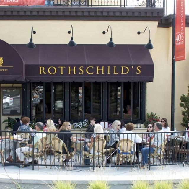 Rothschild's Restaurant, Corona Del Mar, CA
