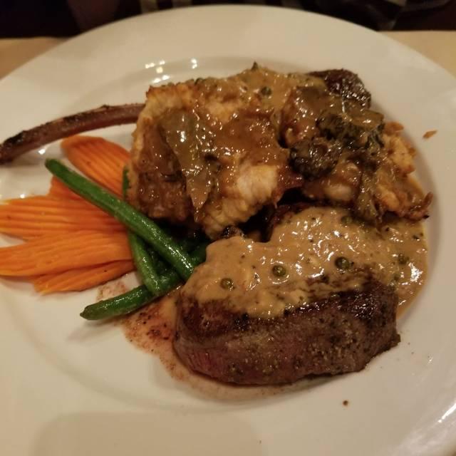 Y.O. Ranch Steakhouse, Dallas, TX