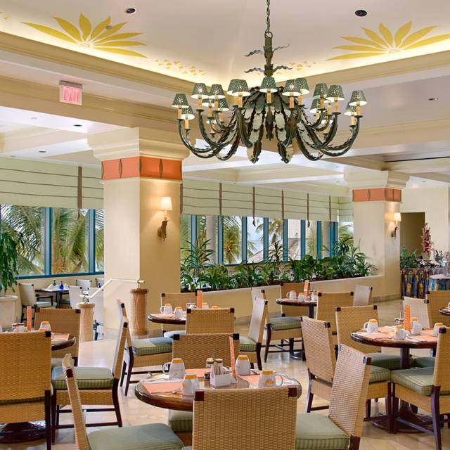 Lighthouse terrace at hilton barbados restaurant for Terrace cafe opentable