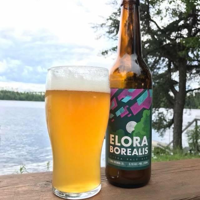 Elora Brewing Company, Elora, ON