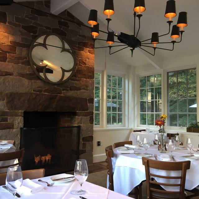 Golden Pheasant Inn, Erwinna, PA