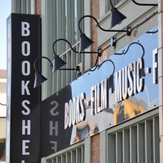 eBar at The Bookshelf, Guelph, ON