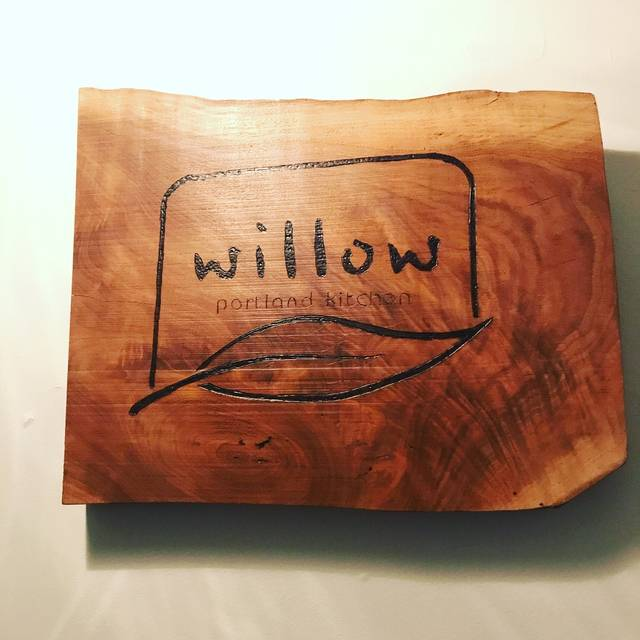 Willow Restaurant, Portland, OR