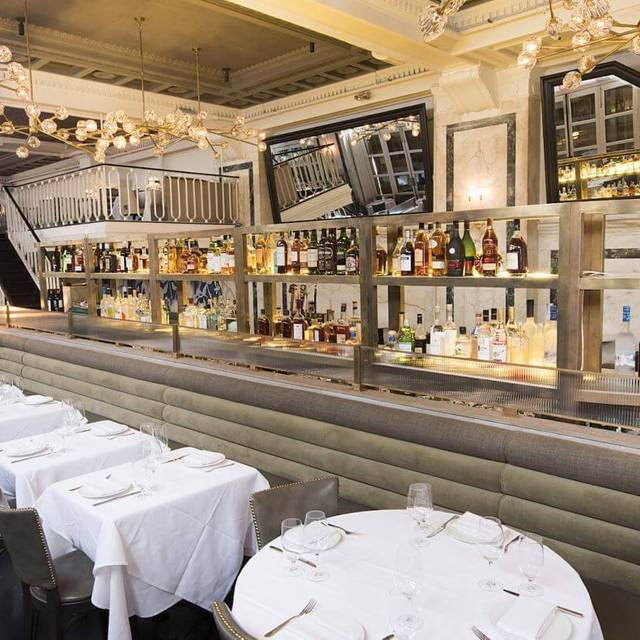 Blue Water Grill, New York, NY