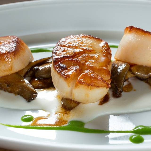 Diver Sea Scallops - MB Steak - Hard Rock Hotel, Las Vegas, NV