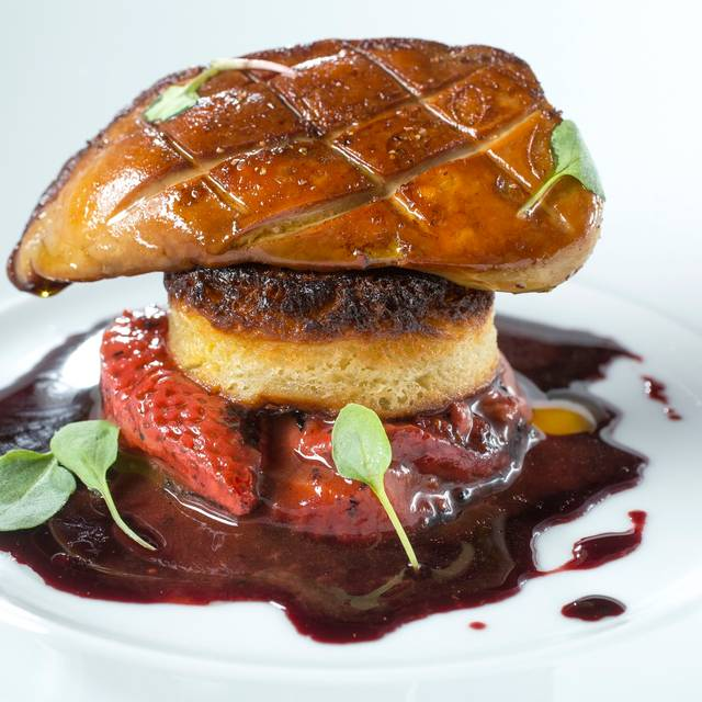 Seared Sonoma Foie Gras - MB Steak - Hard Rock Hotel, Las Vegas, NV