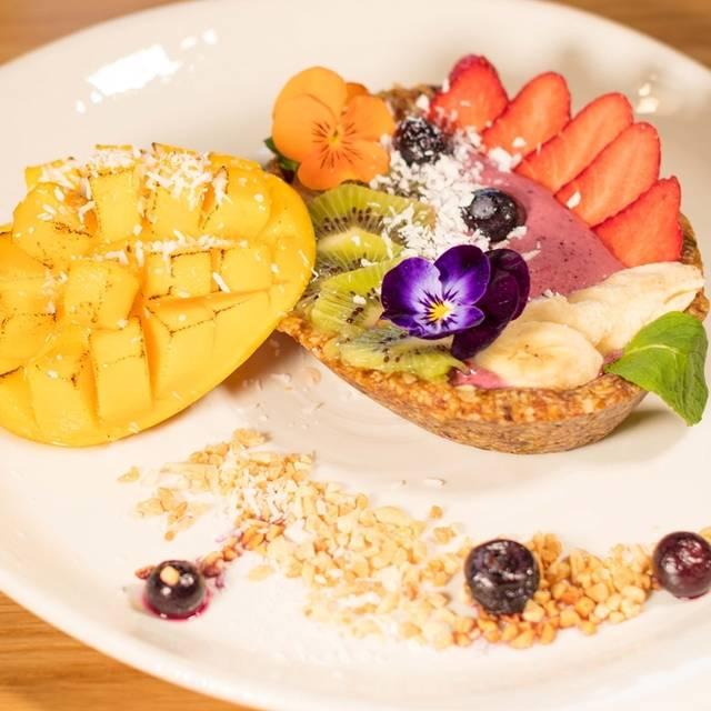 Acai Smoothie Bowl - Giorgios Restaurant, Armadale, AU-VIC