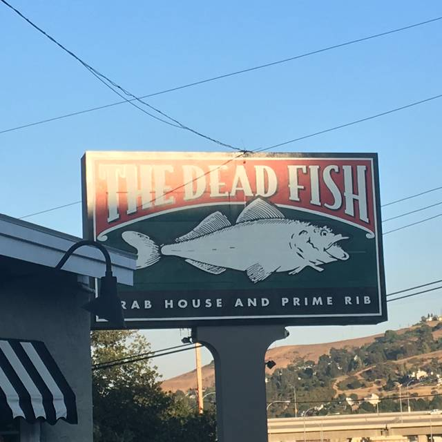 The Dead Fish, Crockett, CA