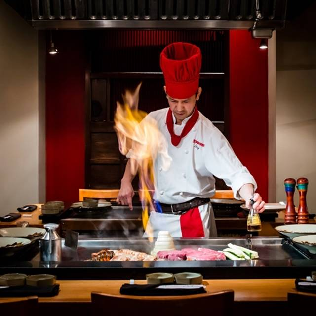 Benihana at Fairmont Royal York, Toronto, ON