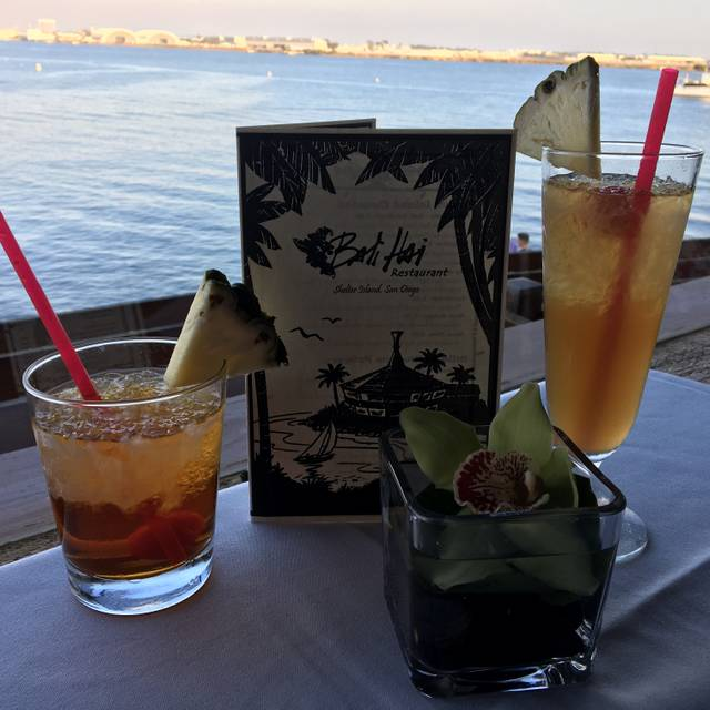 Bali Hai Restaurant, San Diego, CA