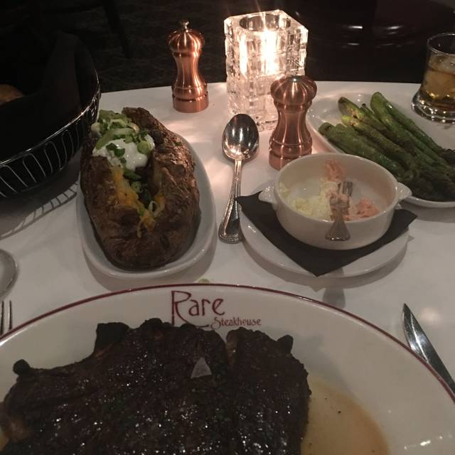 Rare Steakhouse - Milwaukee, Milwaukee, WI