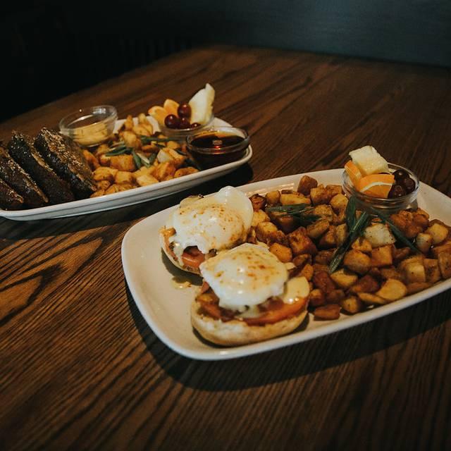 The Kitchen Table Restaurant Calgary