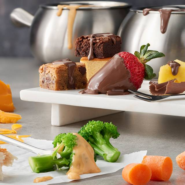 Cheese And Chocolate - The Melting Pot - Columbia SC, Columbia, SC